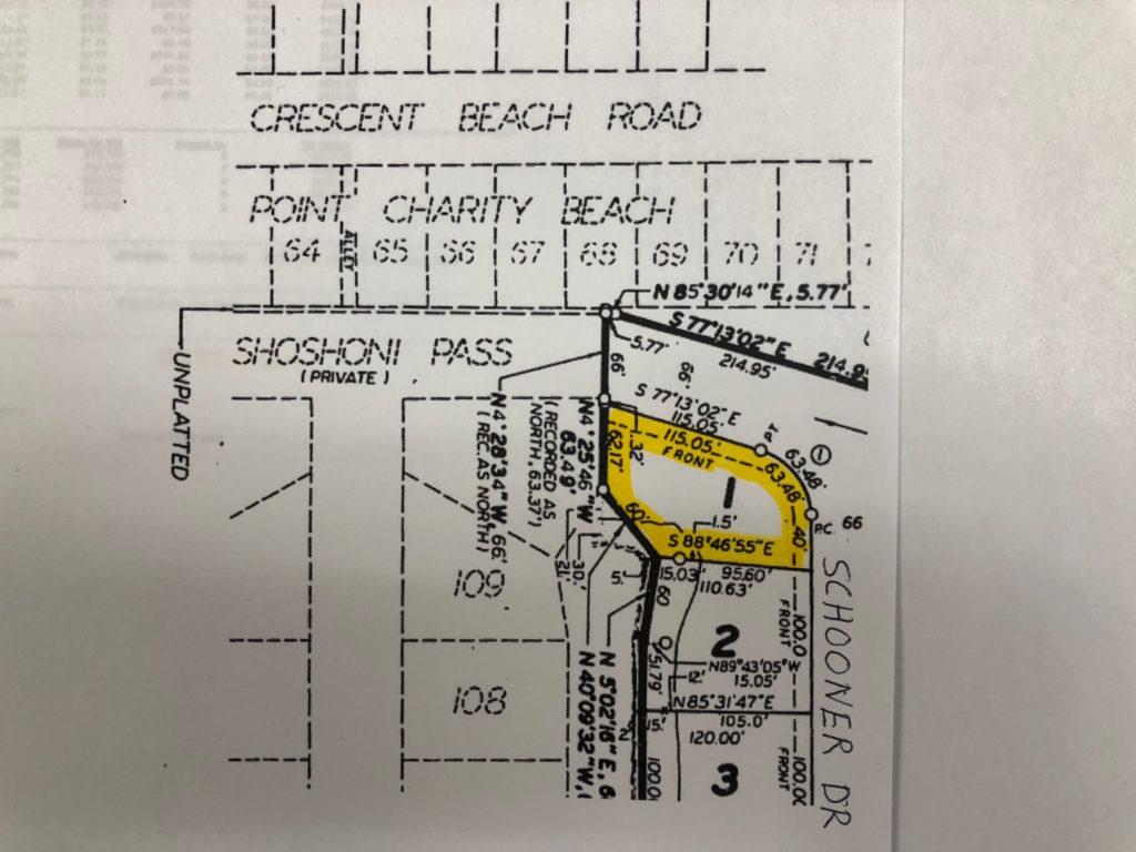 Properties Archive David L Kraft Realty Collc 0 60 Counter Circuit Diagram 4385 Schooner Dr Lot 1 Sand Point Pigeon